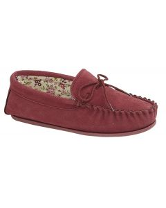 Lily Ladies Moccasin Slipper