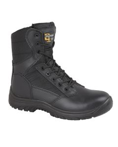 Infantry Side Zip Safety Combat Boot