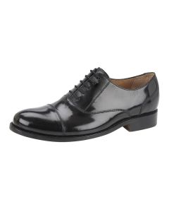 Capped Oxford Shoe