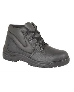 Padded Ankle Safety Boot