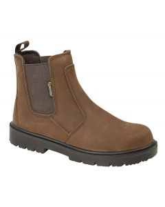Twin Gusset Safety Dealer Boot