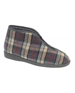 Jed Ii Thermal Zip Bootee Slipper