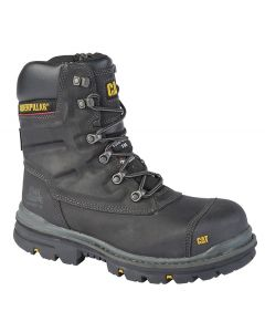 Premier Composite Toe Industrial Side Zip Safety Boot