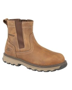 Pelton Lightweight Industrial Pull On Gusset Safety Boot