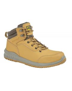 Steel Toe Cap Safety Ankle Boot