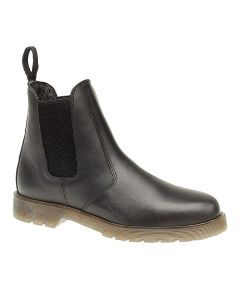 Leather Dealer Boot