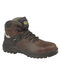 Transporter Padded Ankle Mid Safety Boot