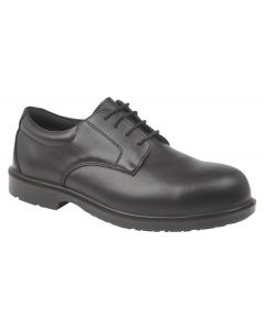 Uniform Fully Composite Non-Metal Safety Plain Gibson Shoe