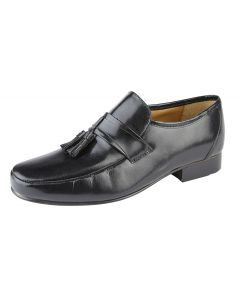 Toggle Concealed Gusset Casual Shoe