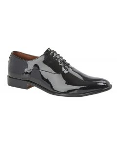 Leather Oxford Tie Shoe