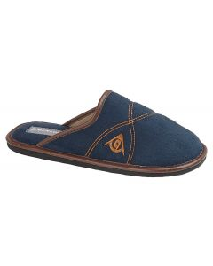 Premier Navy Blue Synthetic Suede