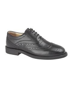 Wing Cap Brogue Oxford Shoe